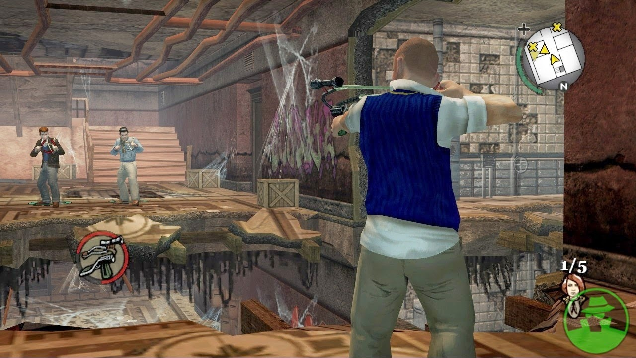 Download Game PS2 Bully for PC - Game Tegal