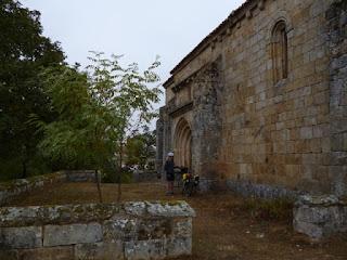 Iglesia románica de S. Juan Bautista