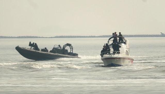 TNI AL Beberkan Kronologi Kapal Ikan Vietnam Provokasi KRI Tjiptadi-381