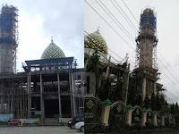 Pengurus Masjid Al-Aqsha Mempersilakan Gereja Dibangun Lebih Besar