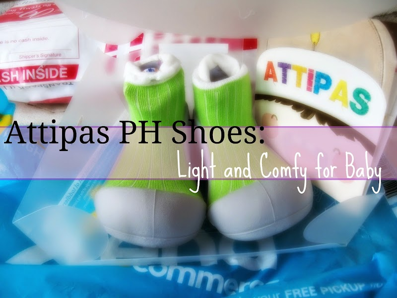 Attipas PH: Best Shoes for Your Walking Babies