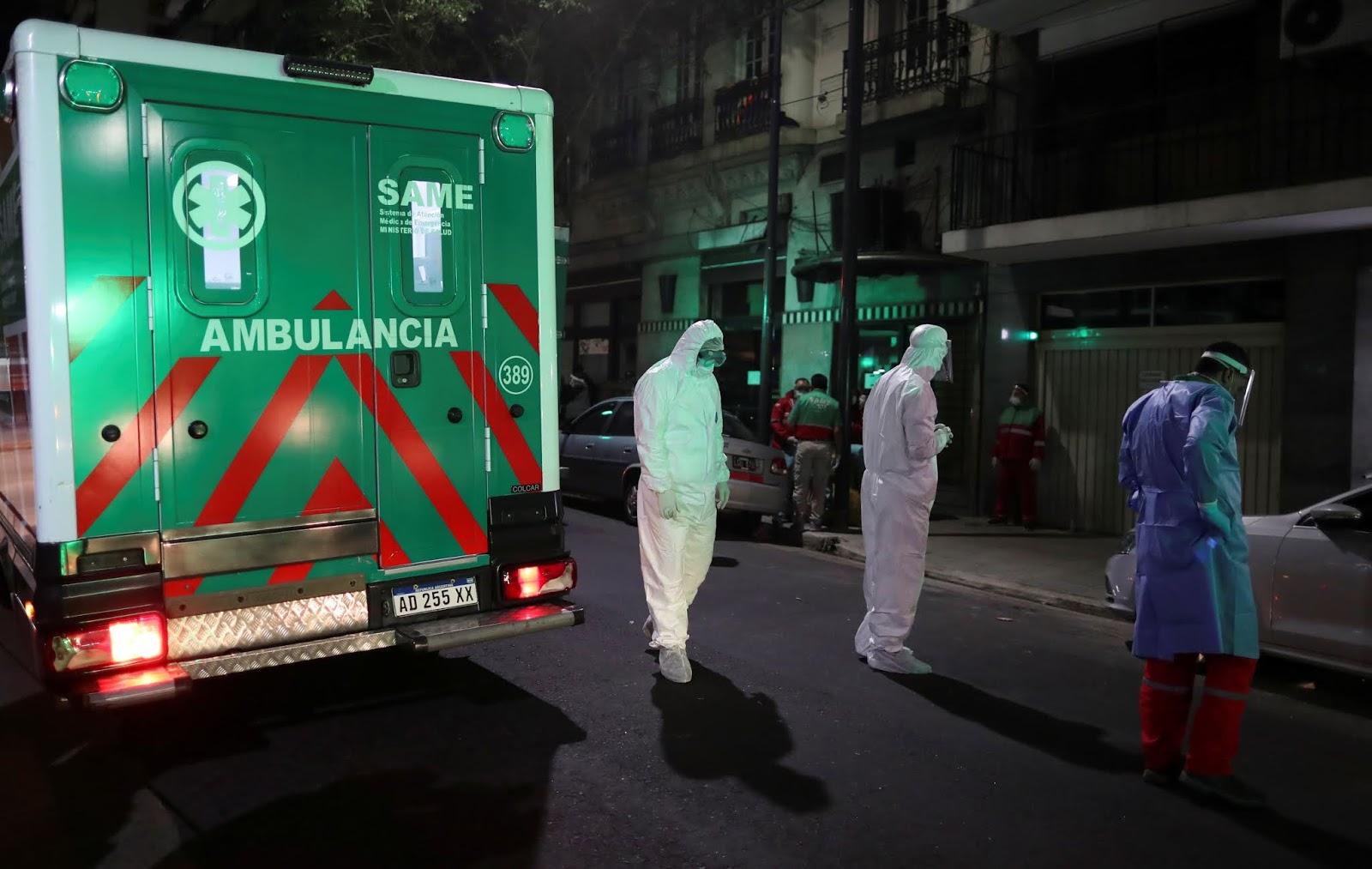 Coronavirus en Argentina: Otras tres muertes y 345 nuevos casos en las últimas 24 horas
