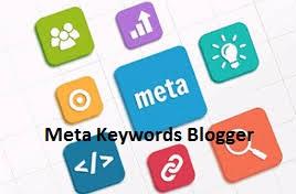 Cara Mudah Memasang Meta Keywords Pada Blog