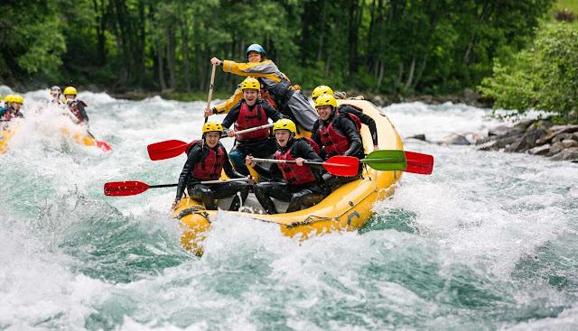 Su Sporları Dendiği Zaman Akla İlk Gelen Spor Dalları - Rafting - Kurgu Gücü