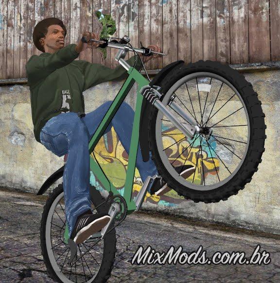 Smooth Criminal Bicycles (bicicletas mais arredondadas