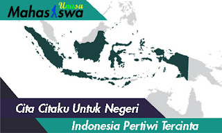 karangan cita citaku untuk indonesia