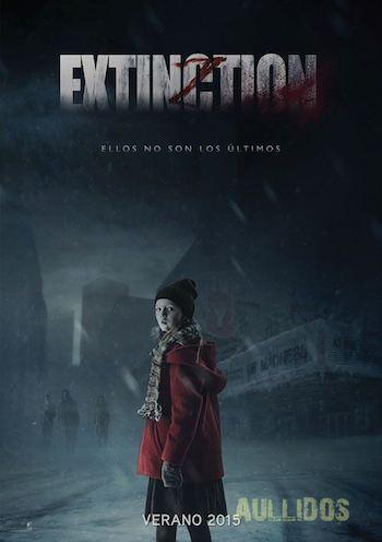 Extinction (2015) Full Movie