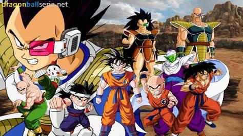 Dragon Ball Z Capítulo 1 Latino