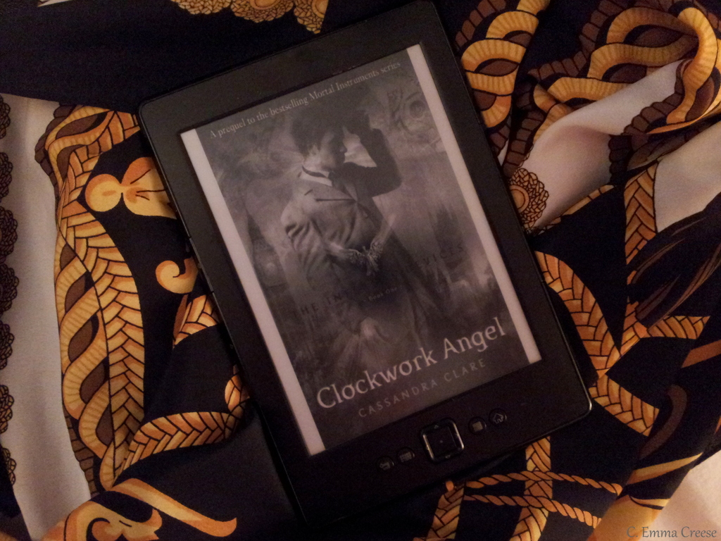 Infernal Devices Series - Cassandra Clare - Adventures of a London Kiwi