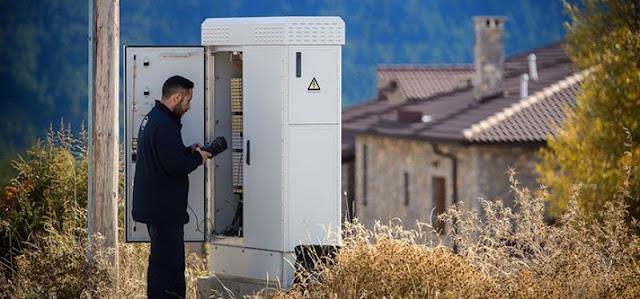 Γρήγορο internet σε απομακρυσμένες περιοχές και της Αργολίδας