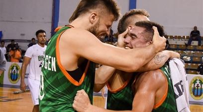 Estudiantes de Concordia se ganó el último boleto al Final 4 - VIDEOS