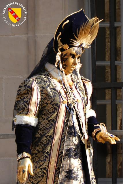 REMIREMONT (88) - Carnaval vénitien 2016