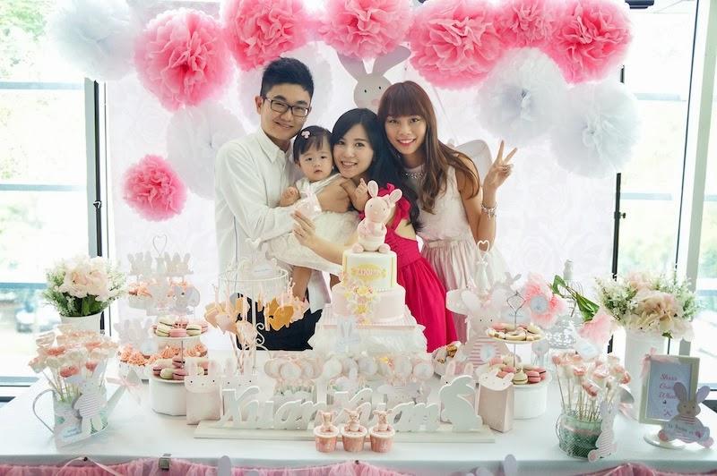 Good Birthday Gift For 1 Year Old Baby Girl: Baobei Xuan's 1 Year Old Birthday Bash