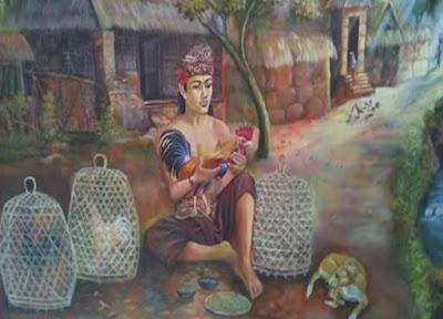 Cara Agar Menang Metajen dengan Lontar Kuno