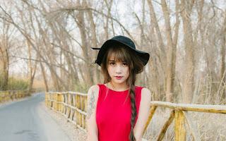 Gái xinh facebook Xia Mei Jiang