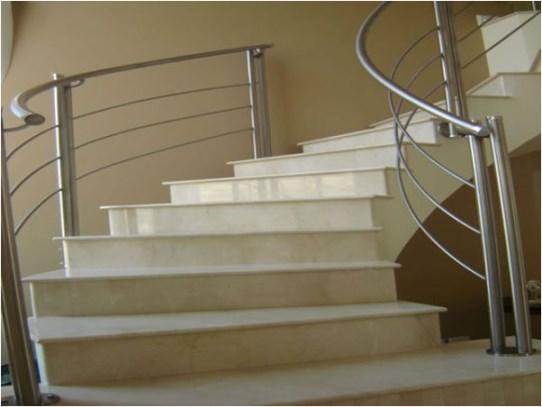 25 Granite Staircase Designs To Inspire