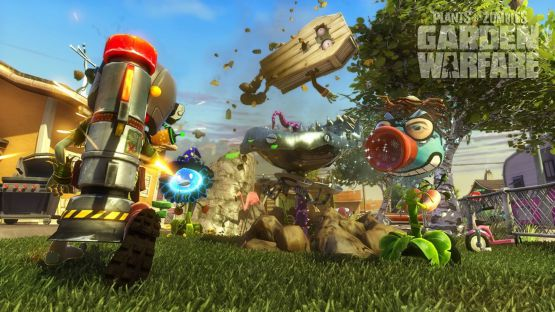 Plants VS Zombies Garden Warfare screenshot 4