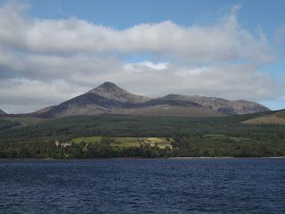 Isle Of Arran - Goatfell csúcsa