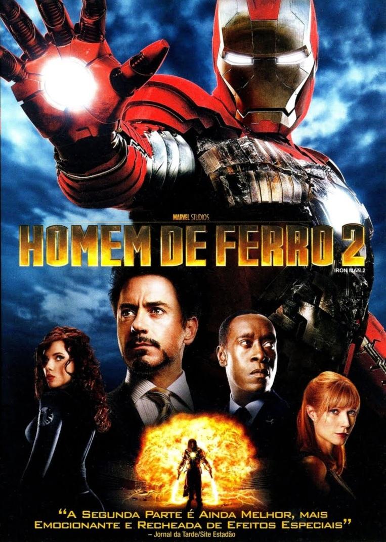 Homem de Ferro 2 – Dublado (2010)