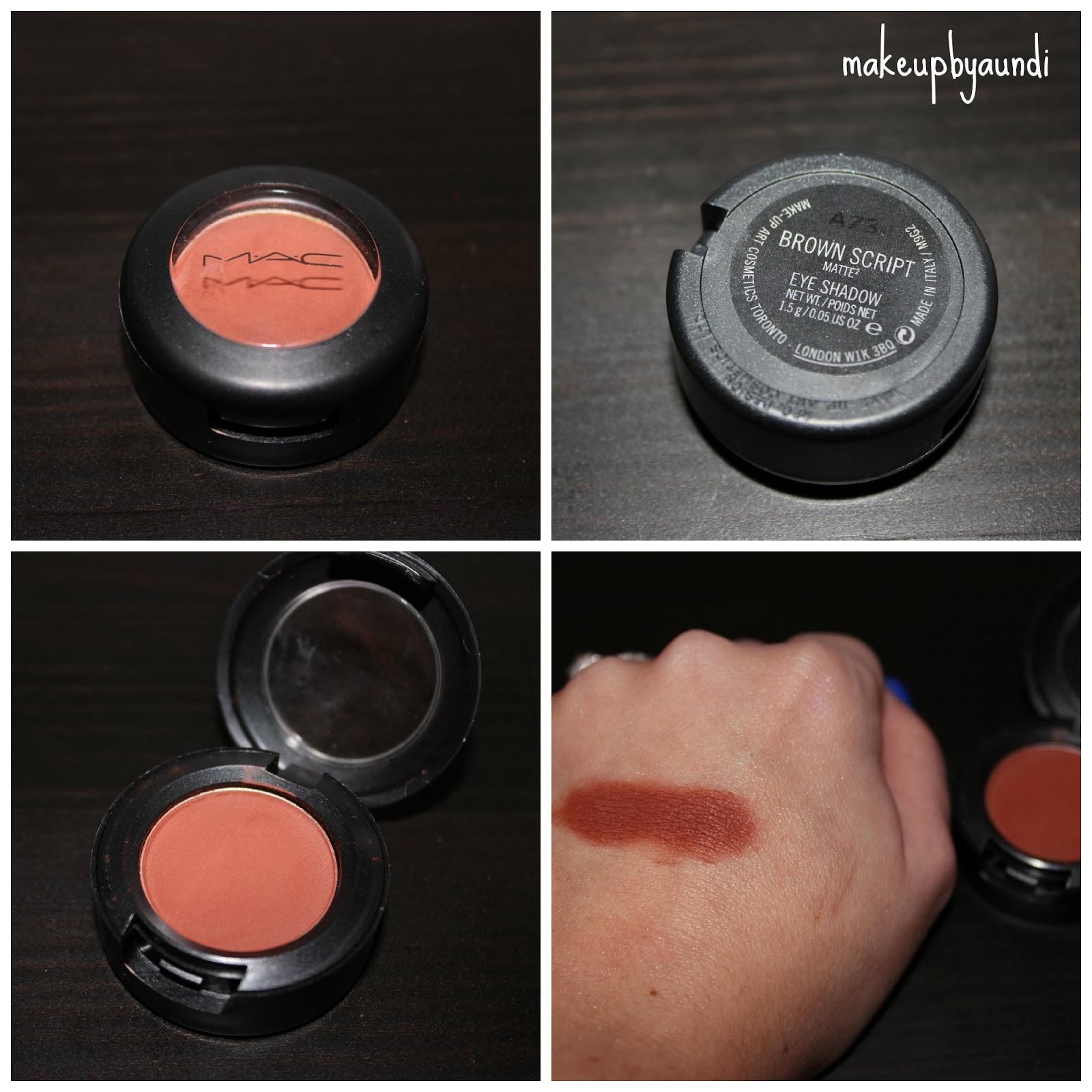 MakeupByAundi: March 2014