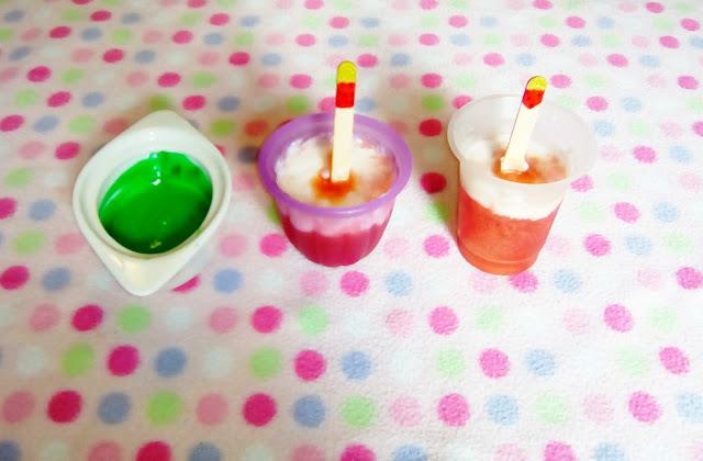 DIY helado de patillas