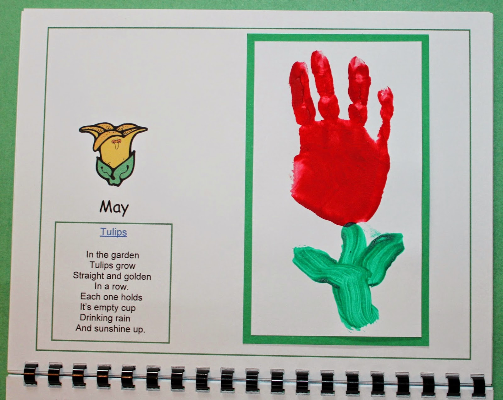 I Have Added A 2016 Handprint Calendar To 1 2 3 Learn Curriculum Fun Activity Do Throughout The Year And Finish In December