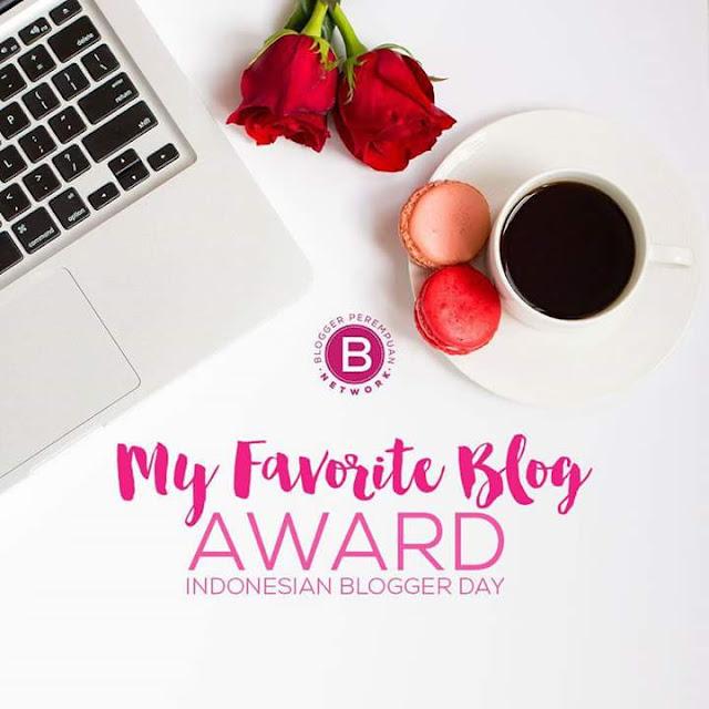 Hari blogger nasional, innnayah, blogger favorit