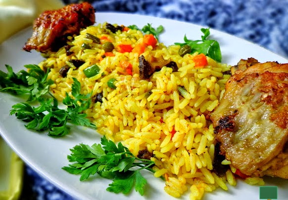 how to make nigerian friend rice