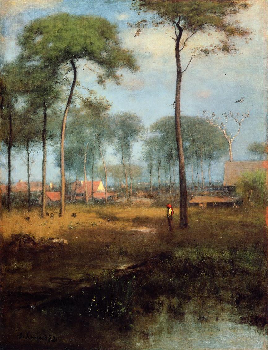 19th century American Paintings George Inness