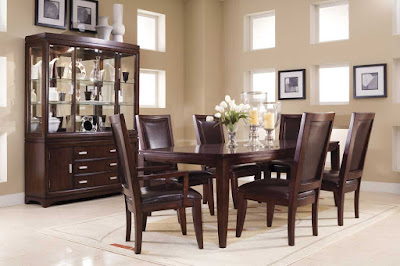 Example of Black Elegant for Dining Room Chairs