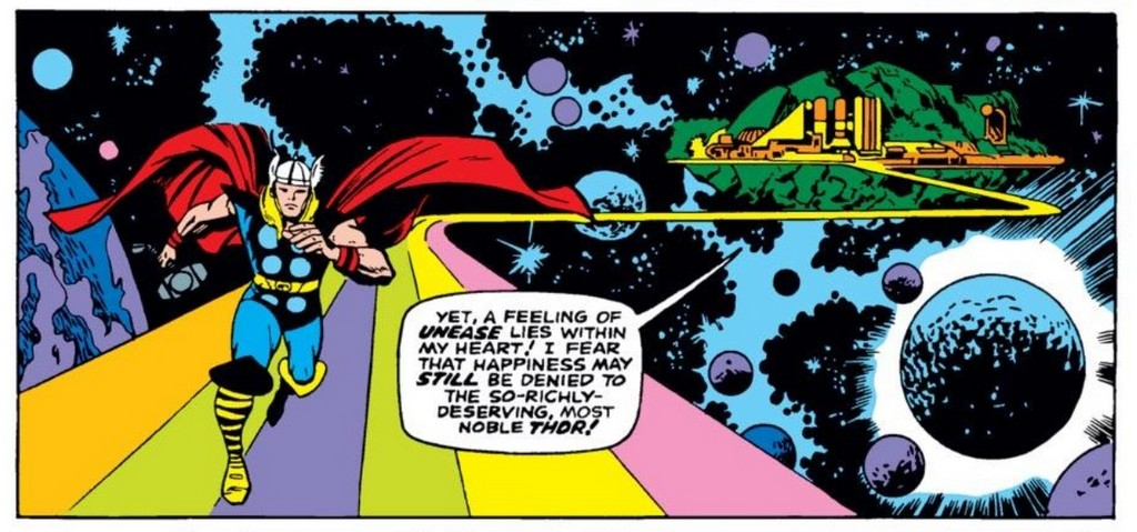 Ten Things About Stan Lee And Jack Kirby S Thor
