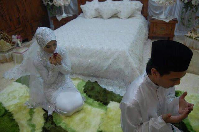 Untuk Suami Istri, Baca Doa Ini Sesaat Sebelum Jimak