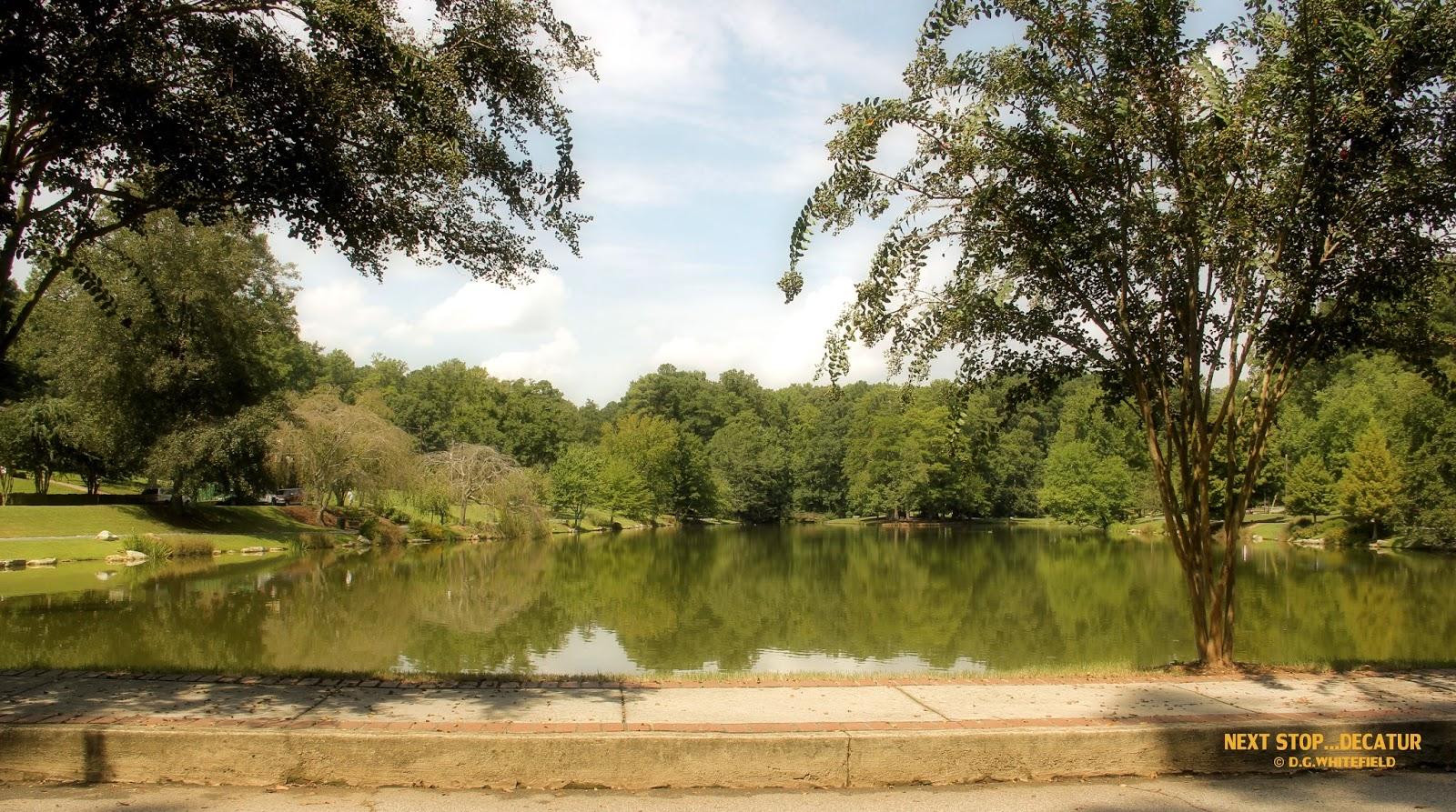 Landscape Garden Avondale : Next stop decatur avondale tree walk sat april