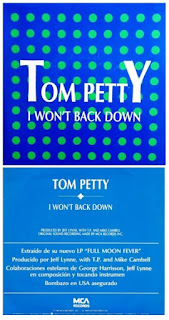 Single español I won´t back down