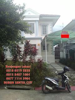 Rp.5.000.000.000 Dijual Rumah Siap Huni Best View Pegunungan Di Sentul City (code:225)