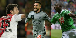 Monaco, Marseille and Saint-Etienne, three sprint for 3rd place