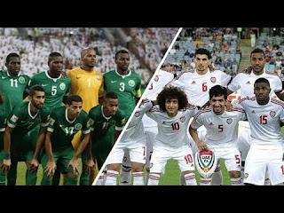 مشاهدة مباراة السعودية والامارات بث مباشر اليوم الثلاثاء 29-8-2018 بتصفيات آسيا المؤهلة لكأس العالم 2018