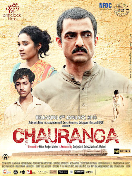 Chauranga (2016) Movie Poster