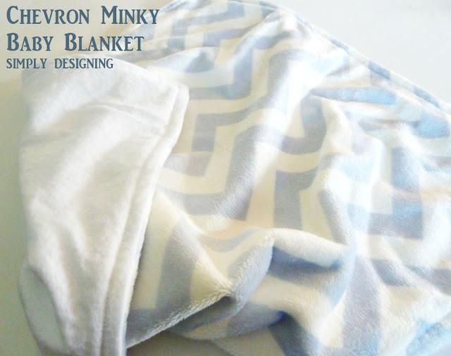 chevron+minky+baby+blanket+04 Chevron Minky Baby Blanket 12