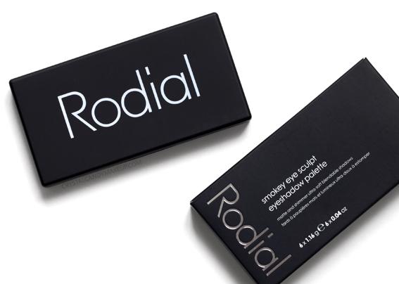 Rodial Smokey Eye Sculpt Eyeshadow Palette Review