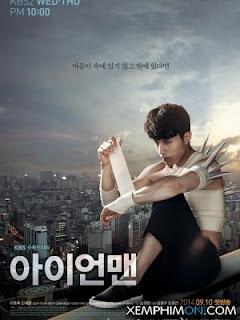 Người Sắt Hàn Quốc