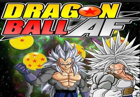 Dragon Ball AF MUGEN 2015 Download