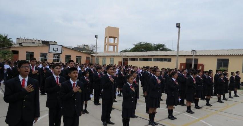 COAR Lambayeque: Hasta el 23 de Enero puedes inscribirte a los Colegios de Alto Rendimiento