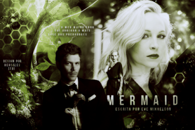 CF: Mermaid (Eve Mikaelson)
