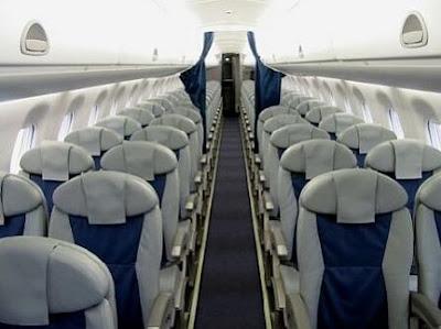 como viajar de avião pela primeira vez