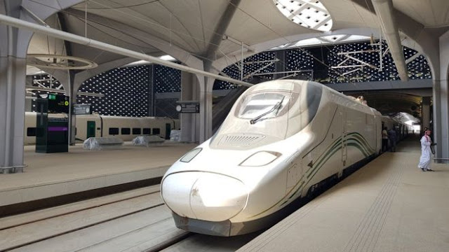 Saudi Arabia Opens High-Speed Train Linking Holiest Cities Of Islam