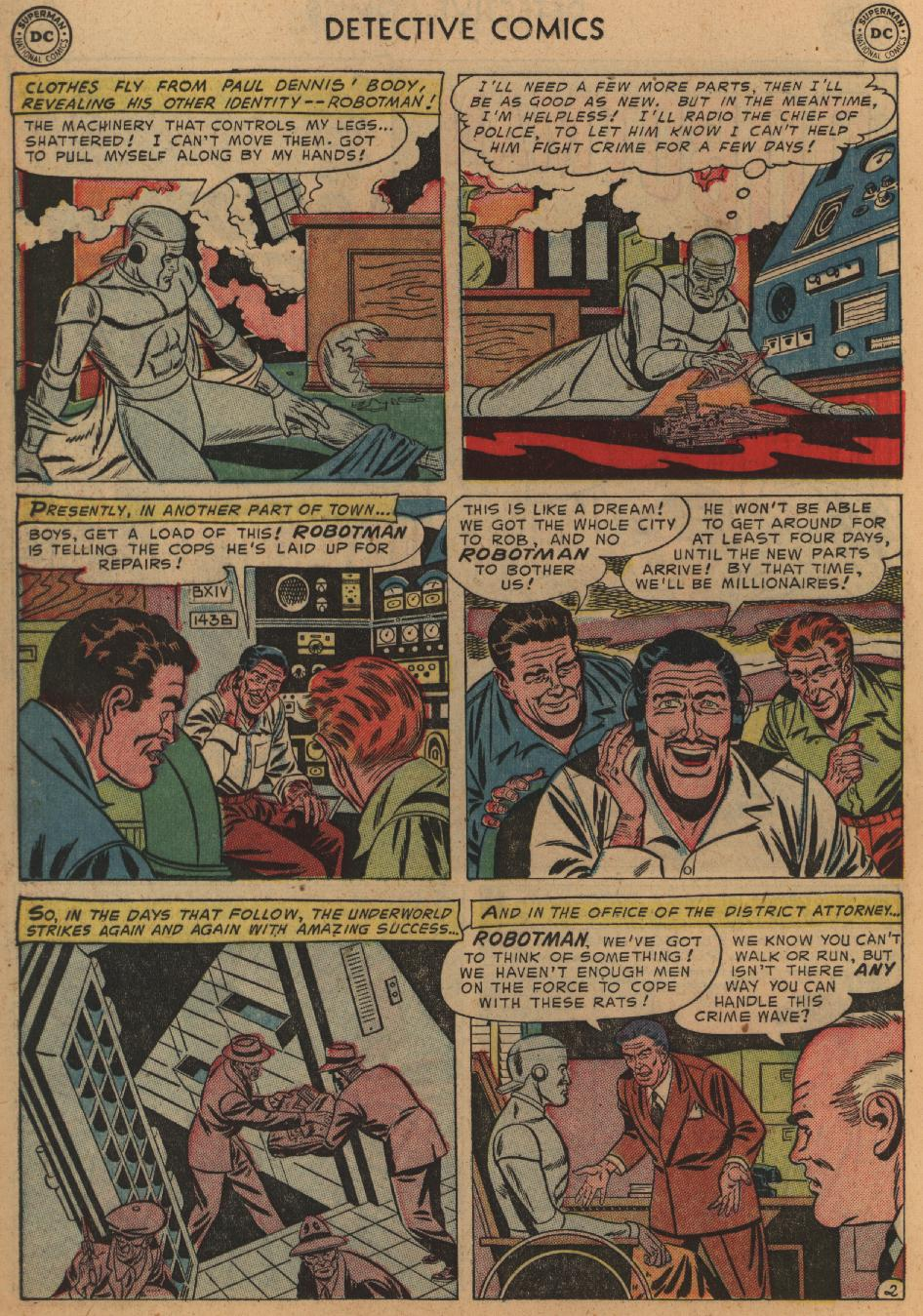Detective Comics (1937) 195 Page 25