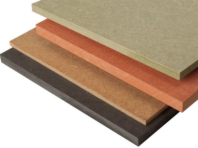 gỗ công nghiệp sơn pu
