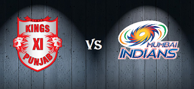 KXIP vs MI IPL 2017 Match 22