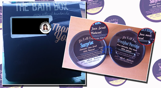"[TESTIMONI]: Masker Wajah Bubuk Organik ""The Bath Box"""